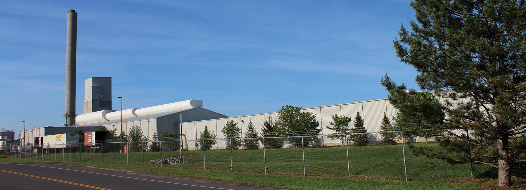 Guardian Glass Plant in Geneva, New York