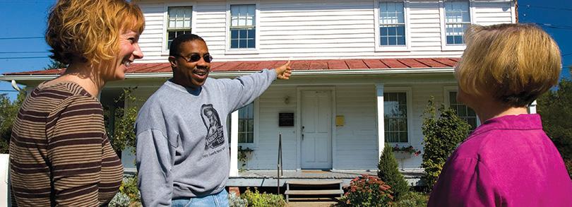 Harriet Tubman Home, Auburn, NY