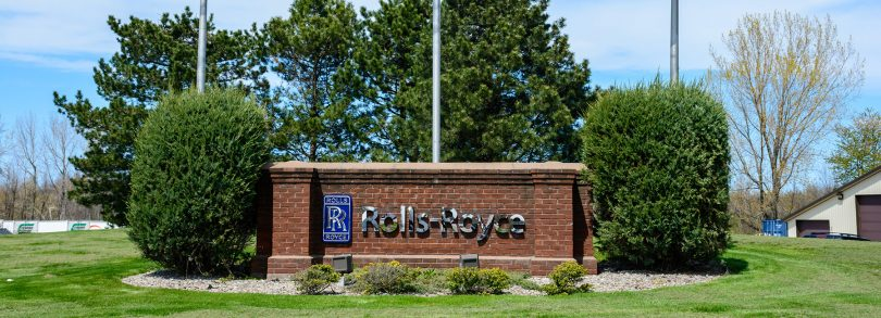 Rolls-Royce Plant in Wayne County